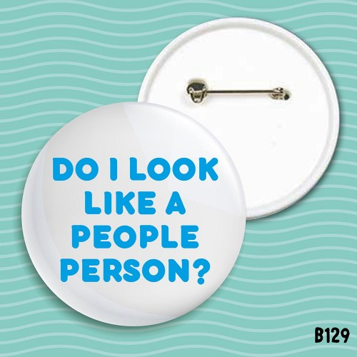 People Person Badge