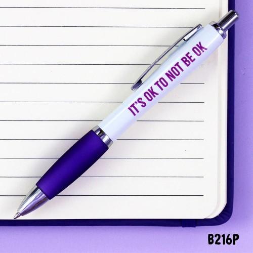 It's Ok to not be Ok Pen