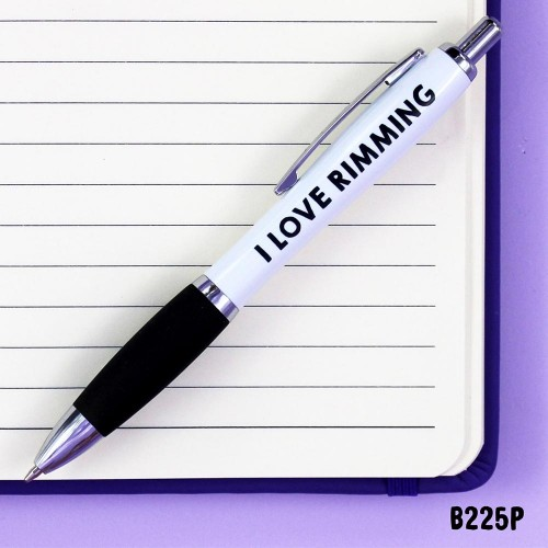 I Love Rimming Pen