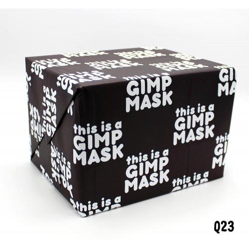 Gimp Mask Wrap