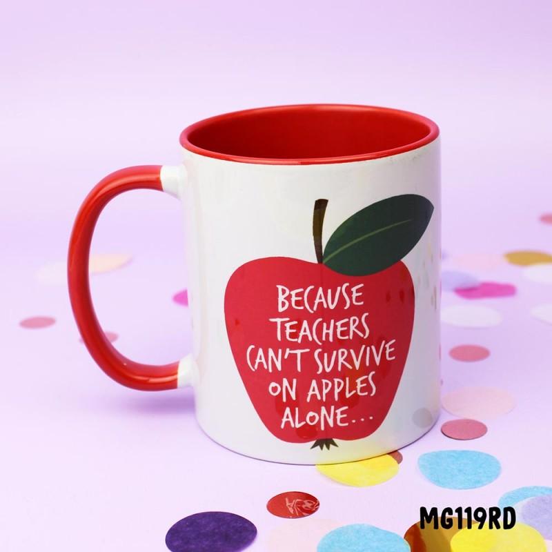 Because Teachers Need Coffee