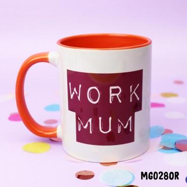 Work Mum Mug