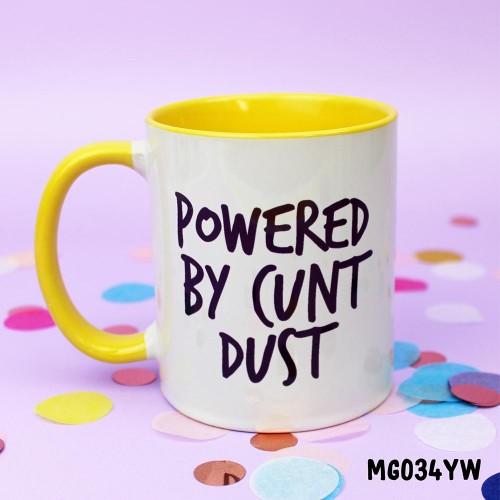 Cunt Dust Mug