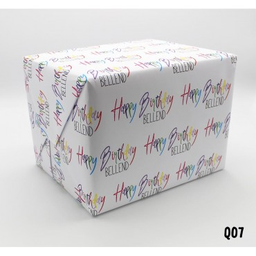Bellend Wrapping Paper
