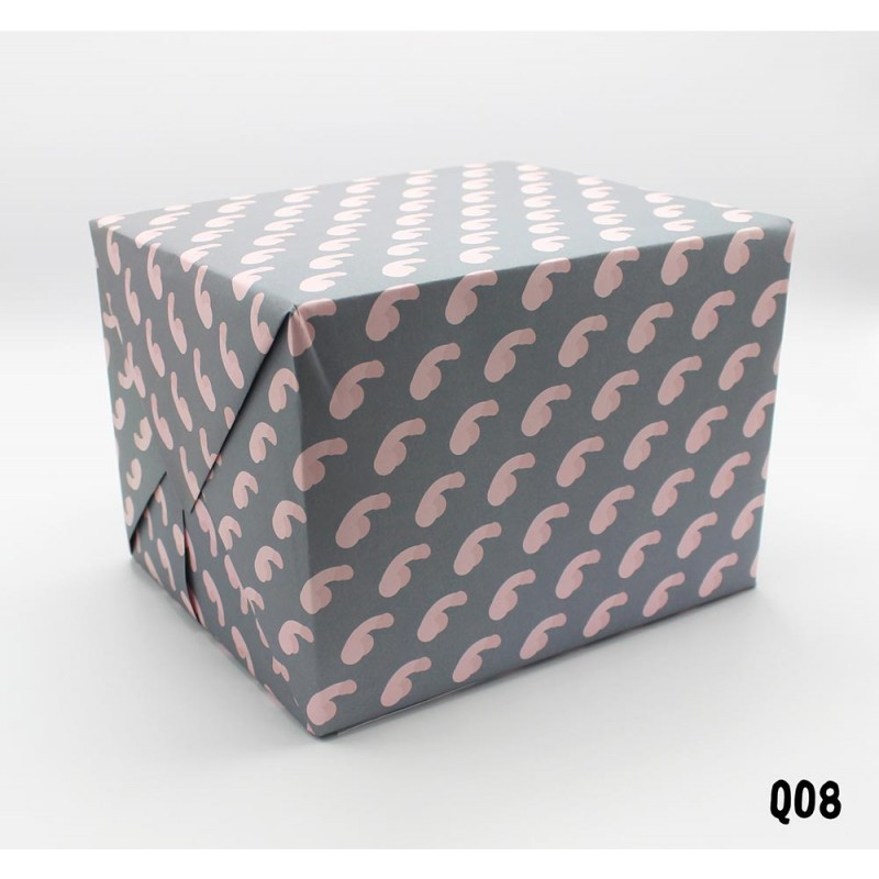 Cock Wrapping Paper