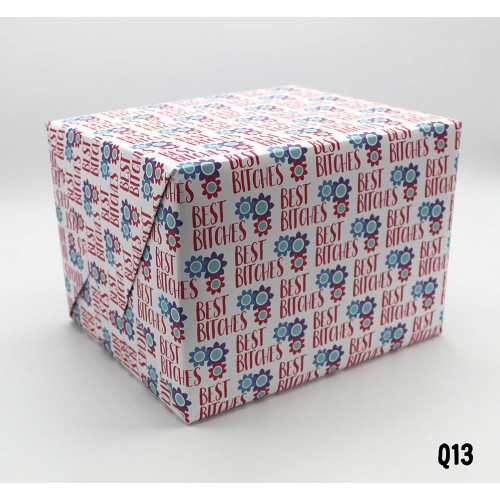 Best Bitches Wrapping Paper
