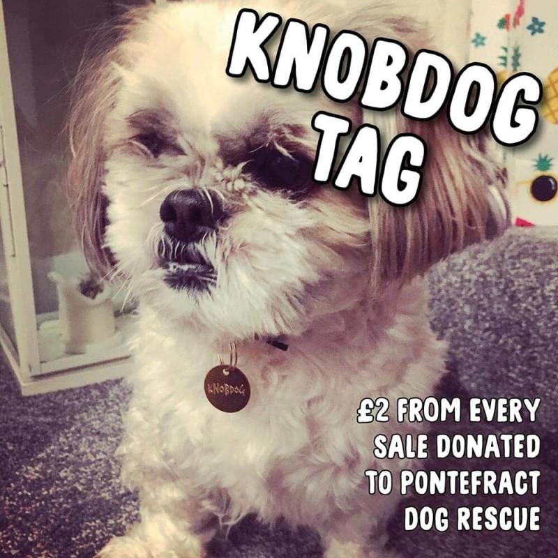 Knobdog Tag