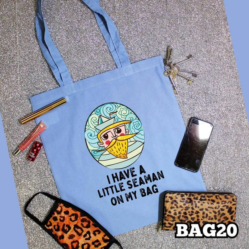 Seaman Tote Bag