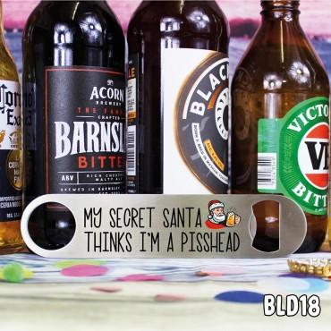 Secret Santa Bar Blade