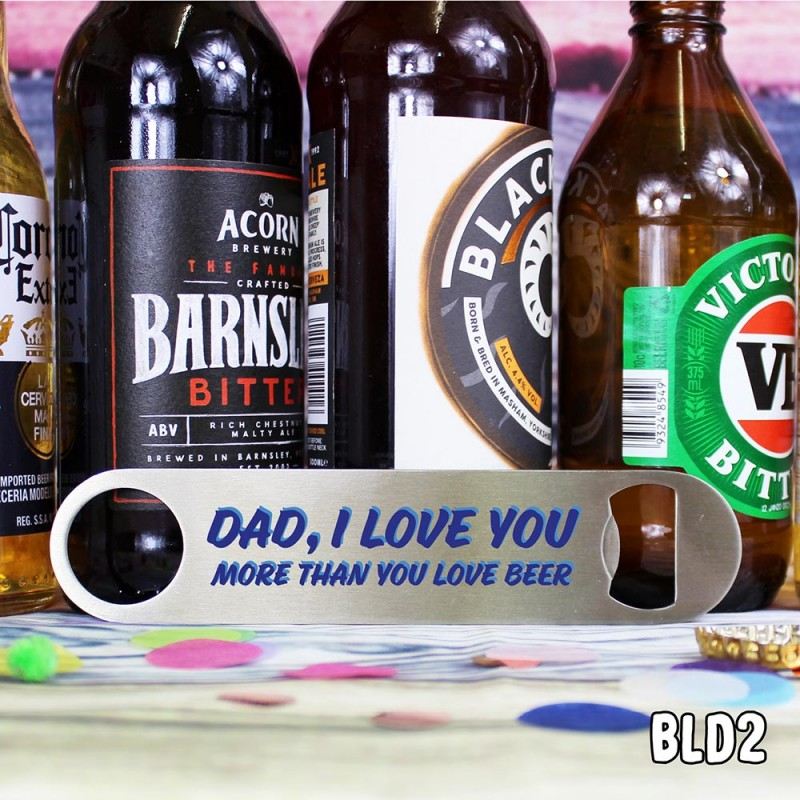 Love Dad Bar Blade