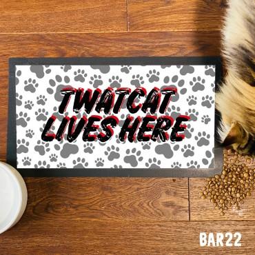 Twatcat Pet Mat