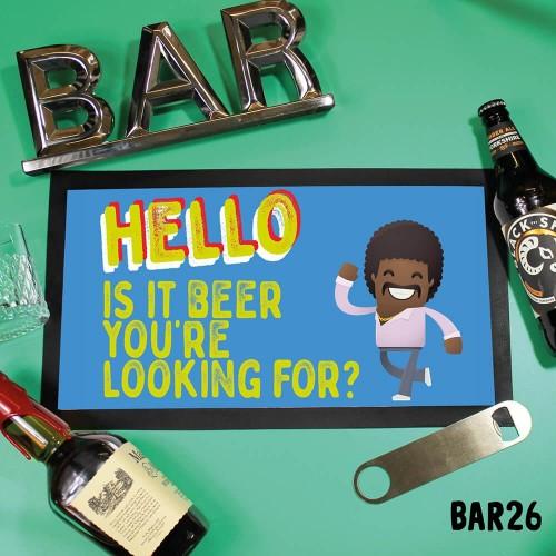 Is it Beer Mat