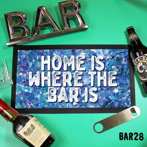 Home Bar Mat