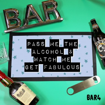 Fab Alcohol Mat