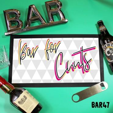 Cunt Bar Mat