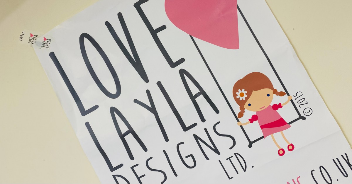 When Love Layla was just Me and an old Mac...