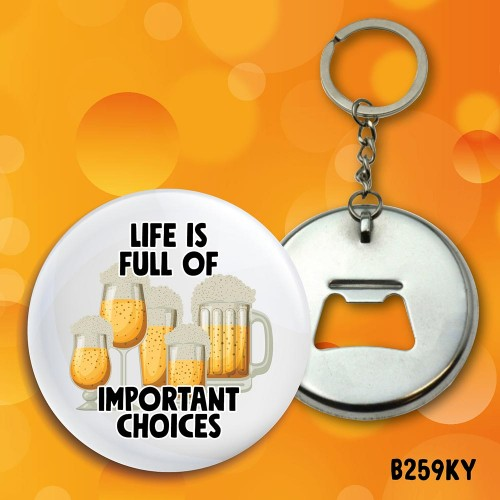 Choices Bottle Opener
