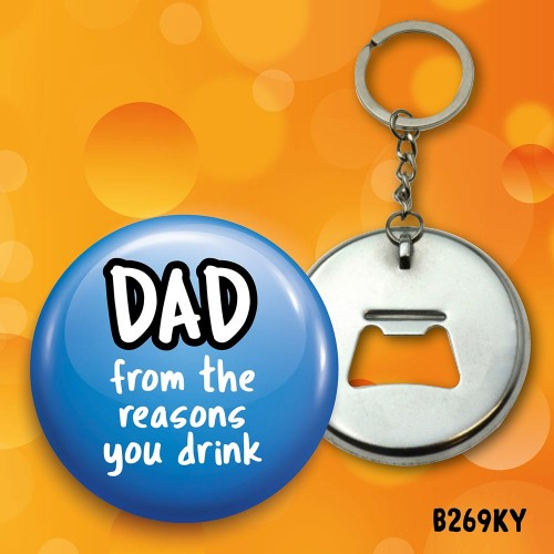From the Reasons Bottle Opener