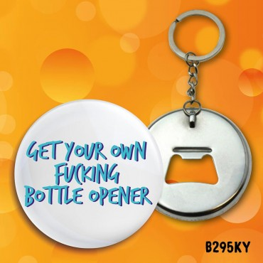 Get Your Own Keyring