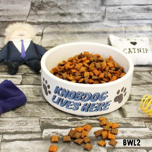 Knobdog Pet Bowl