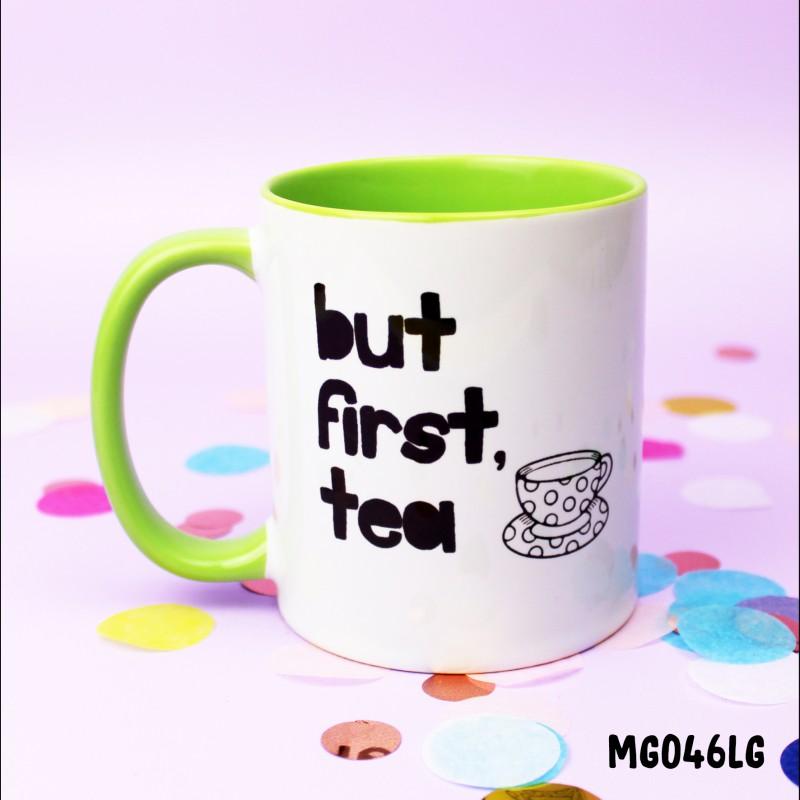 But... Tea!