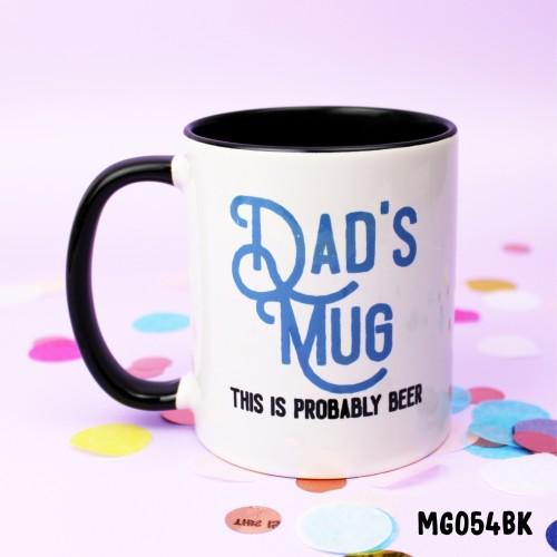 Dad's Beer Mug