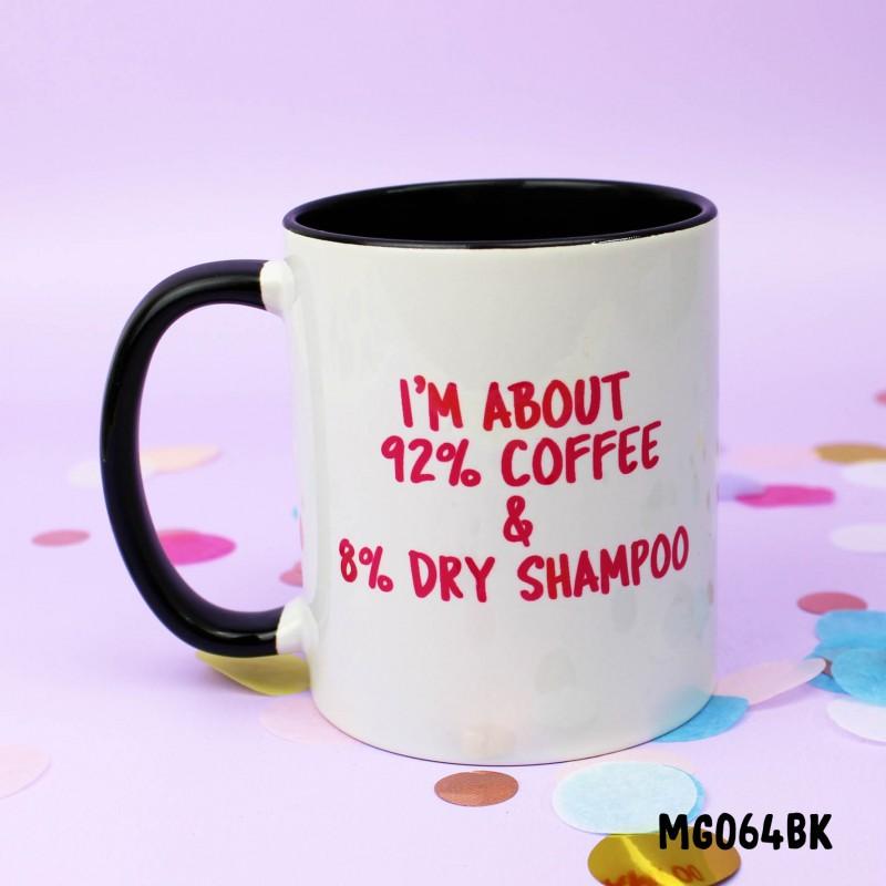 Coffee & Dry Shampoo