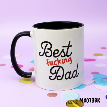 Best Fucking Dad Mug