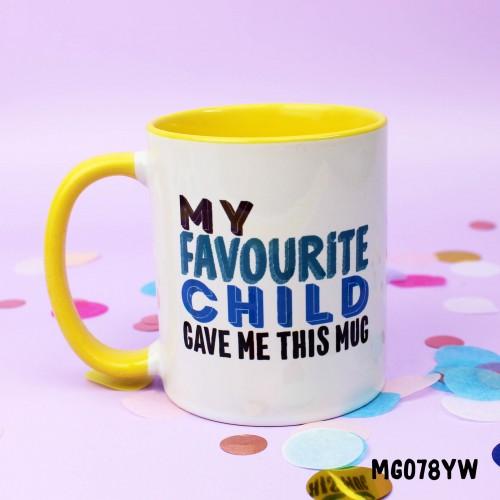 Fave Child Mug