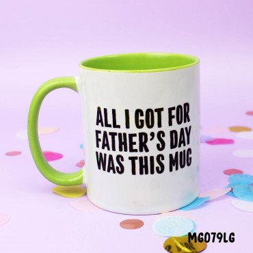 All for Father's Day Mug