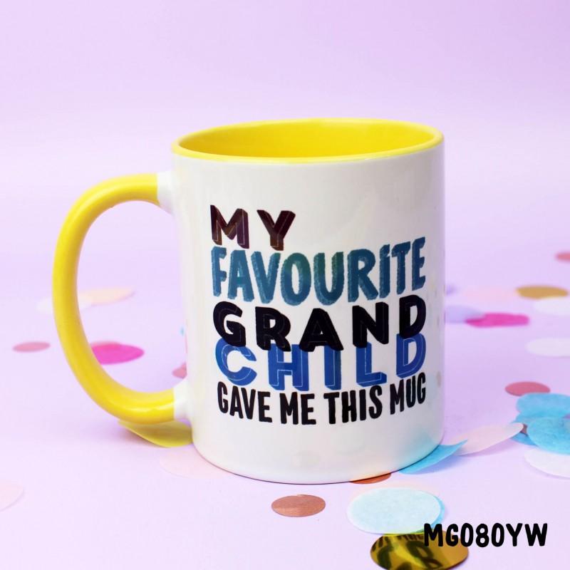 Fave Grand Child Mug