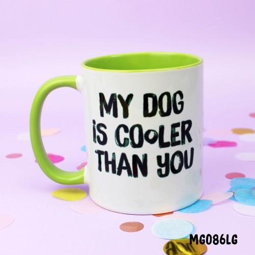 Cooler Dog Mug