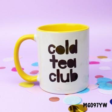 Cold Tea Mug