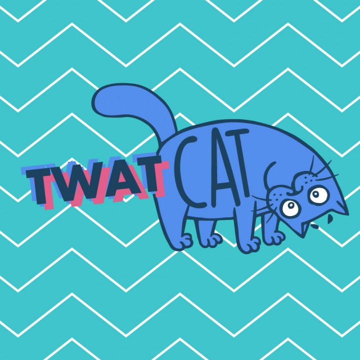 Twatcat Merchandise