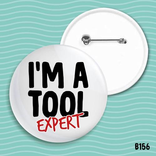 Tool Expert Badge
