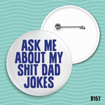Ask Me Badge