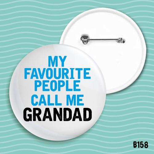 Call me Grandad
