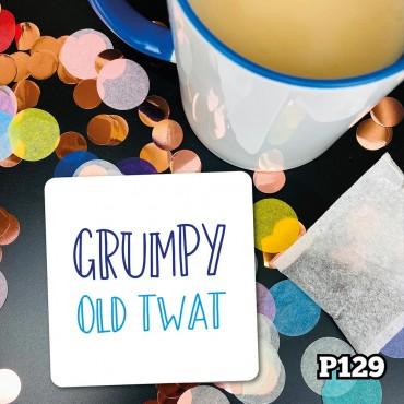 Grumpy Coaster