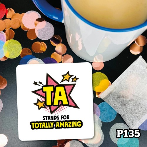 Teaching Assistant Coaster