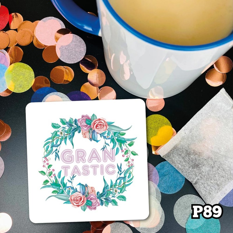 Gran-Tastic Coaster