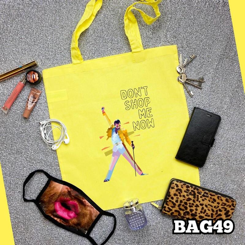 Don't Shop Me Now Tote Bag