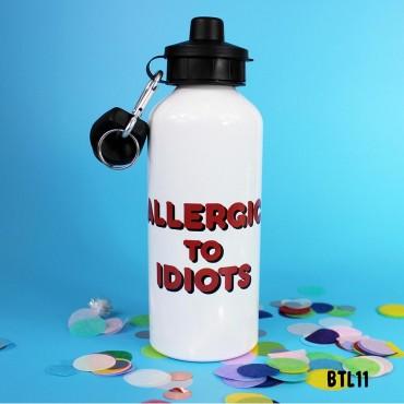 Idiots Bottle