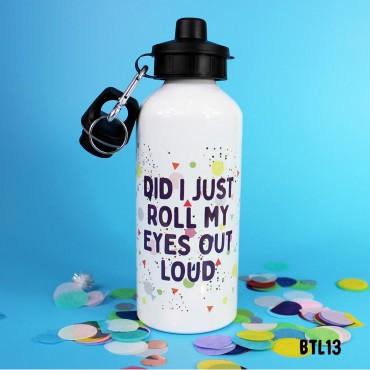 Eye Roll Bottle