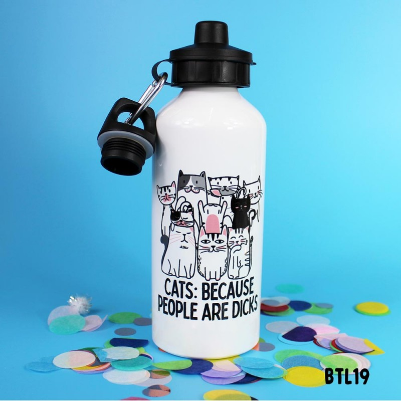 Because people Bottle