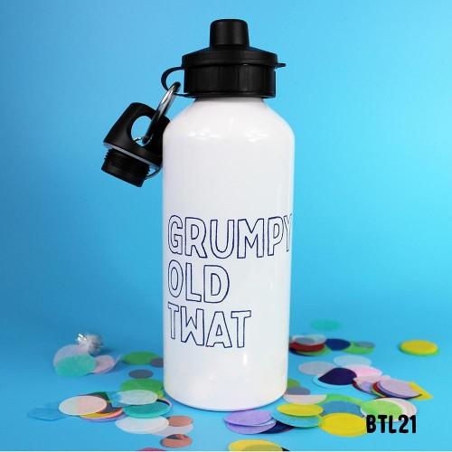 Grumpy Twat Bottle
