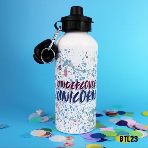 Undercover Unicorn Bottle