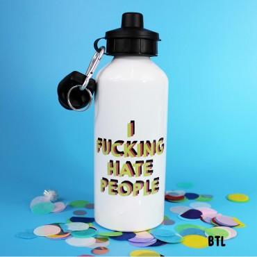 Hate People Bottle