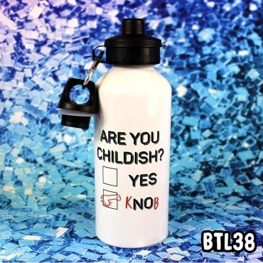 Childish Bottle
