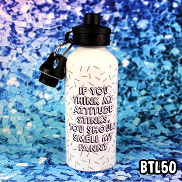 Attitude Stinks Bottle