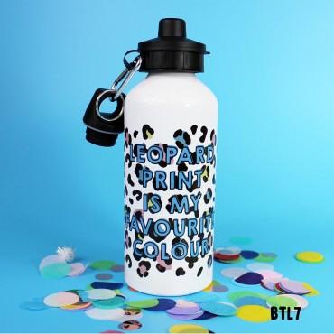 Leopard Bottle